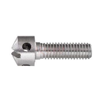DIN 404 M3x8 Винт пломбировочный с радиальными отверстиями, артикул М0000054598